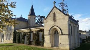 Château Cheval Blanc chapelle