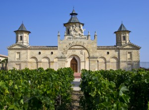 wine tour medoc cos d'estournel