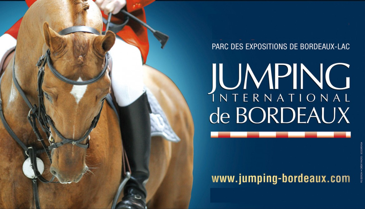 Jumping International de Bordeaux 2016